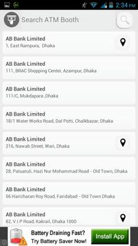 ATM Booth Bangladesh apk screenshot