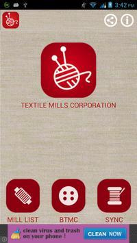 Textile Mills Information apk screenshot