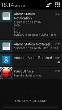 Alarm Station apk screenshot