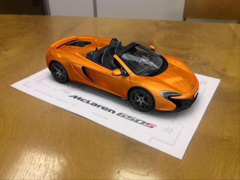 McLaren 650S apk screenshot