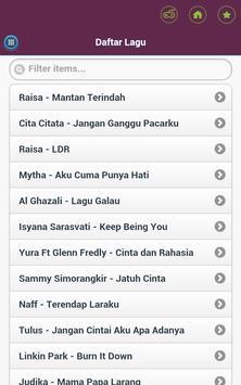 Lirik Lagu Nusantara poster