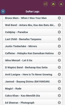 Lirik Lagu Indonesia poster