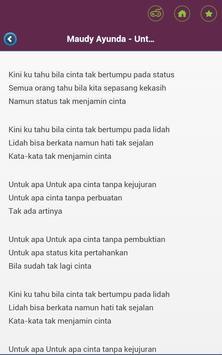 Lirik Lagu Joox apk screenshot