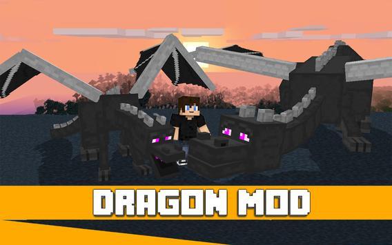 Mods for Minecraft PE Free apk screenshot