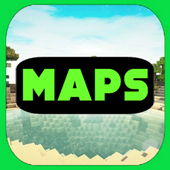 Maps for Minecraft PE Free icon