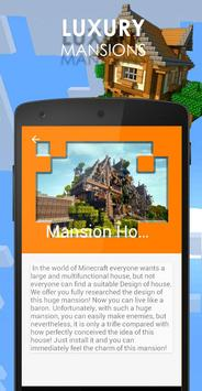 Guide: House Ideas for MCPE apk screenshot