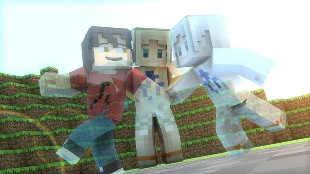 Ghost Skins for Minecraft PE apk screenshot