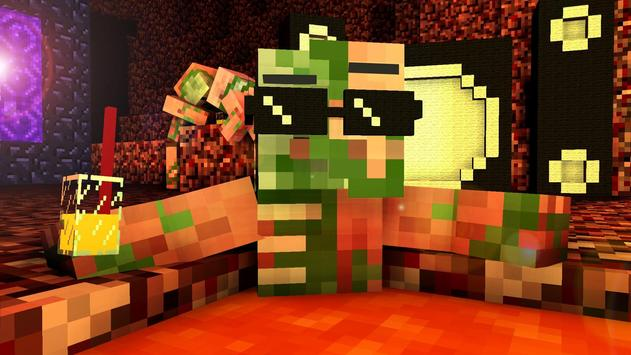 Mob Skins for Minecraft PE apk screenshot