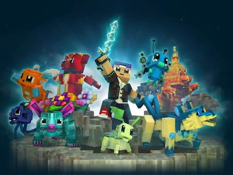 Skins for Minecraft - Pixelmon poster