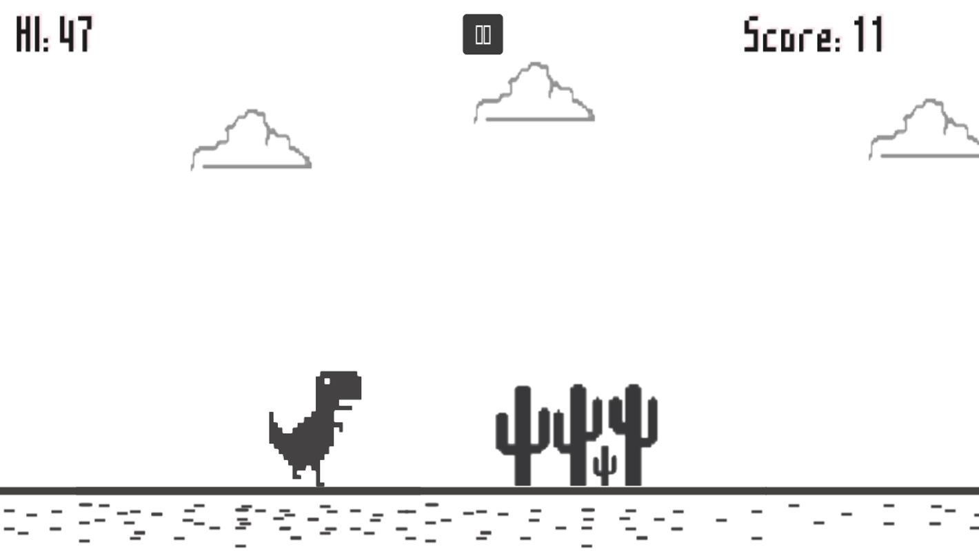 Dino Offline Spiel