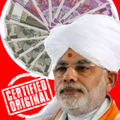 Modi Key Note icon