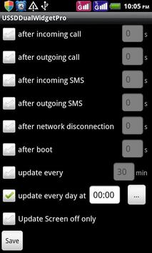 USSDDualWidget apk screenshot