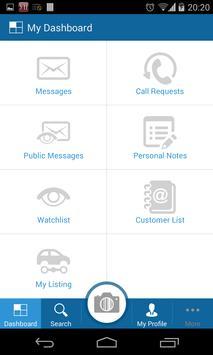 MyDealerOnline Dashboard apk screenshot