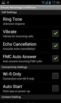 eir Advantage Softphone apk screenshot