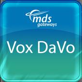 Vox DaVo Softphone icon