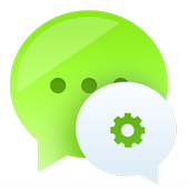 SMS for iChat (iMessage app) icon