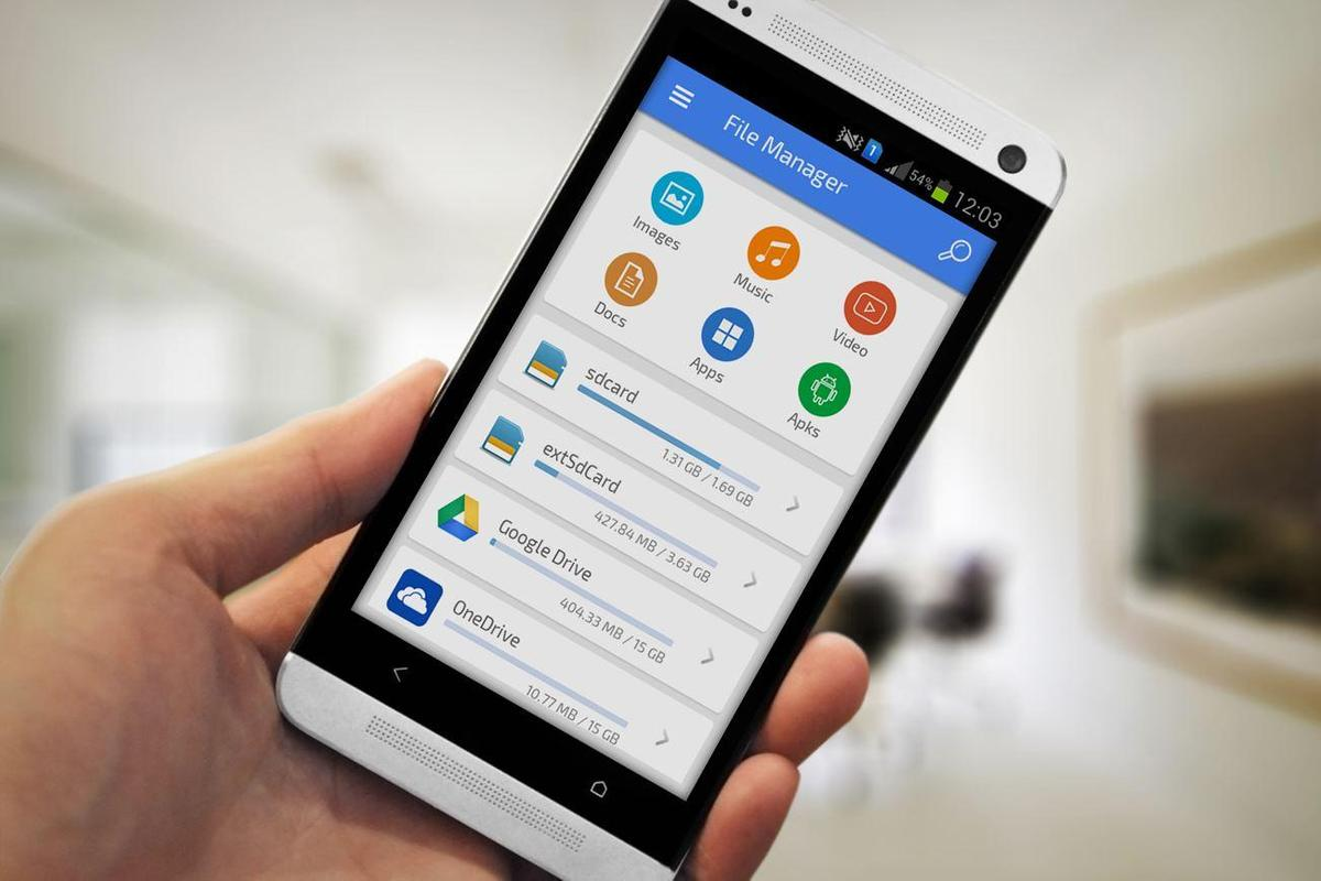 Phone Download File Manager For Android Phone file manager apk download free business app for android poster