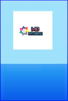 MD RECHARGE poster