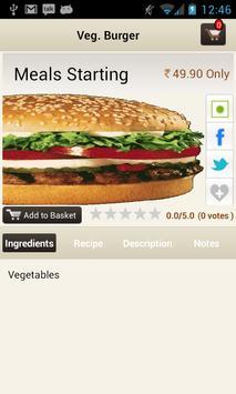 Chinnar Indian Cuisine apk screenshot