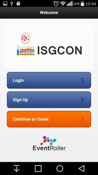 ISGCON-2015 apk screenshot