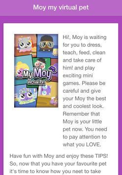 The Moy Guide poster