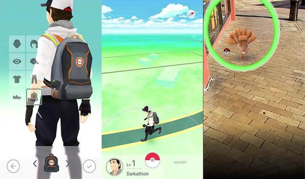 Best Game 2016: Pokemon Go poster