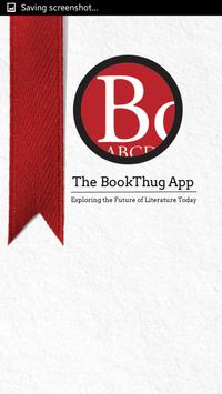 The BookThug App poster