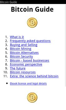 Learn Bitcoin free poster