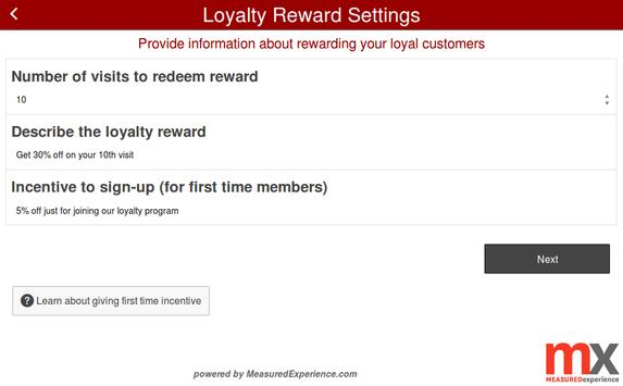 InstaLoyal: Punch Card Loyalty apk screenshot