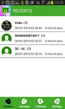 MegaVoize apk screenshot