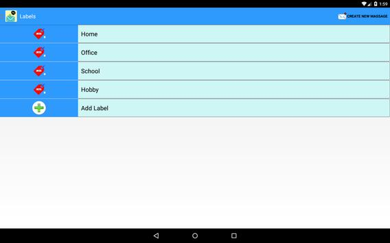 Mega SMS Manager Plus apk screenshot