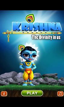 Krishna Comic poster