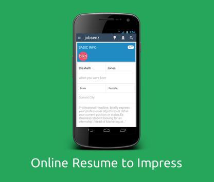 Media Jobsenz for India apk screenshot