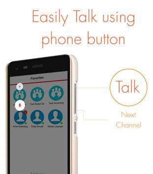 Walkie Talkie: VoicePing apk screenshot