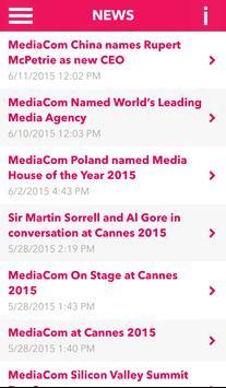 MediaCom - Events apk screenshot