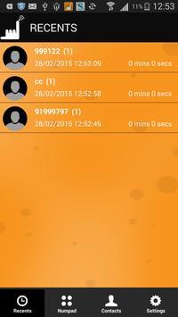 Media Call apk screenshot
