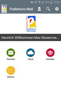Paderborn Mail poster