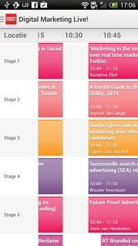 Emerce Events apk screenshot