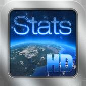 World Statistics Clock icon