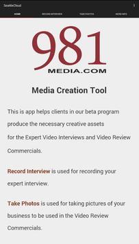 981 Media Creation Tool poster
