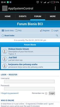 Komunitas BCI apk screenshot
