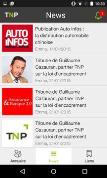 TNP Connect apk screenshot