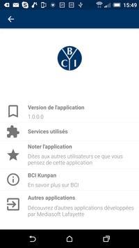 BCI-Kunpan apk screenshot