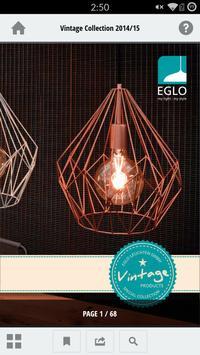 EGLO Library apk screenshot