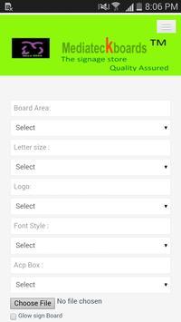 Media Teck Boards apk screenshot