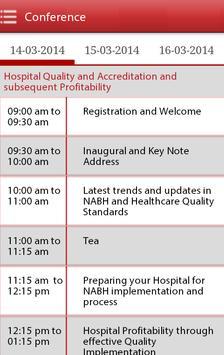 Medical Fair India 2014 apk screenshot