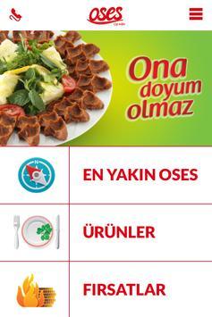 Oses Çiğköfte poster