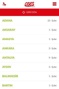 Oses Çiğköfte apk screenshot