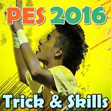Tricks Skills for PES 2016 poster