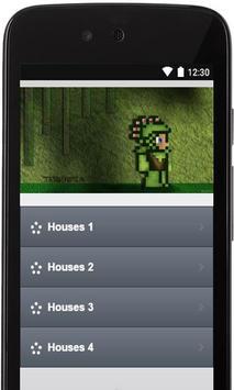 Terraria Houses Building Guide apk screenshot